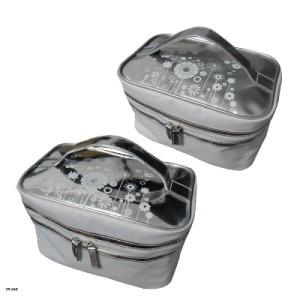 Vanity case silver